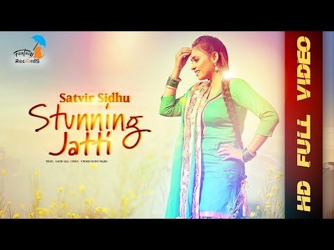 Satvir Sidhu - Stunning Jatti | Official Music Video | Fantasy Records