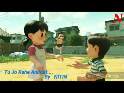 Tu Jo Kahe Video Song | Sad Video Song | | Animated By NITIN Chaudhary |