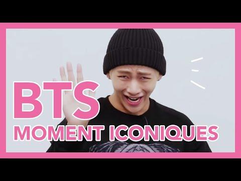 [BTS] LES MOMENTS ICONIQUES