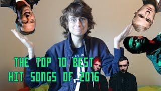The Top 10 Best Hit Songs of 2016