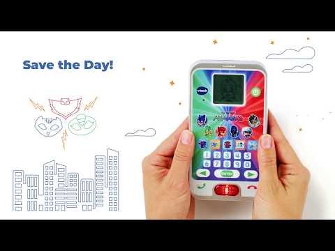 PJ Masks Super Learning Phone™ - Demo Video - VTech® - 동영상