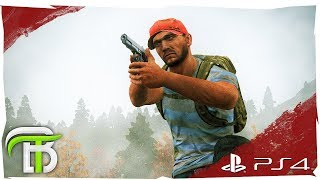 H1Z1 PS4 Gameplay | BEST GUN IN THE GAME?? (H1Z1 PS4)