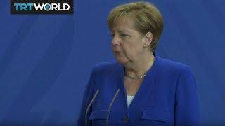 Money Talks: German Chancellor Angela Merkel meets with Indian Prime Minister Narendra Modi