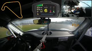 On-board at Silverstone National with Ross Wylie | Porsche Carrera Cup GB 2019