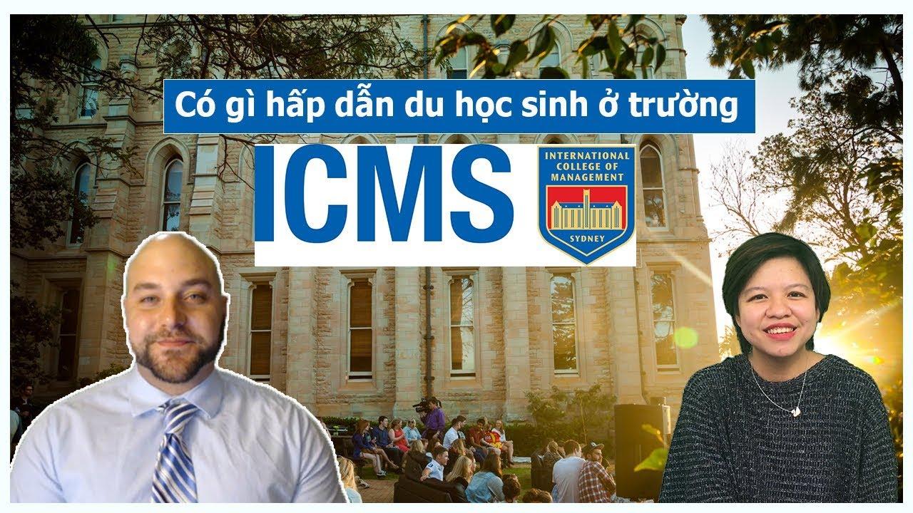 Hospitality | Nghĩ ngay đến trường quản lý quốc tế ICMS, Úc