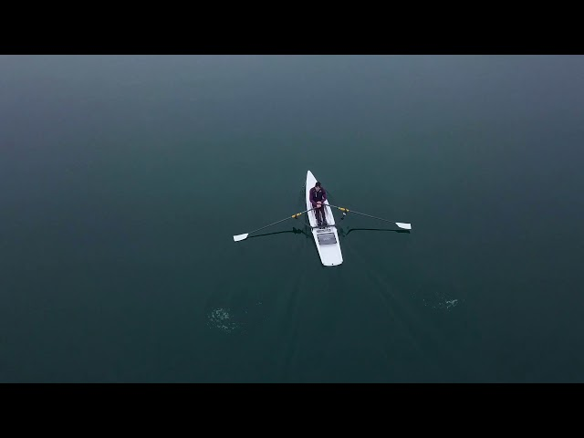 Winter rowing with the new LiteSport 1X