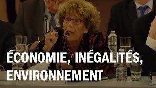 #GrandDébatDesIdées, 1e partie : économie, inégalités, environnement