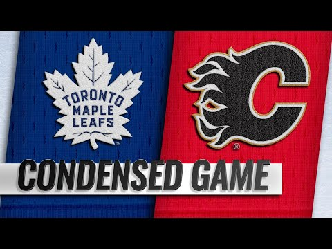 03/04/19 Condensed Game: Maple Leafs @ Flames
