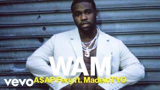 YouTube動画:A$AP Ferg - Wam ft. MadeinTYO