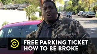 Free Parking Ticket - How to Be Broke thumbnail