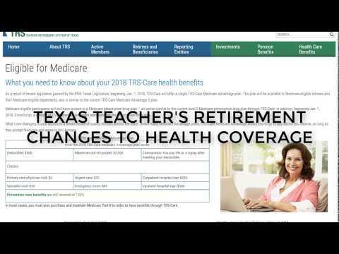 Teachers Retirement System Texas