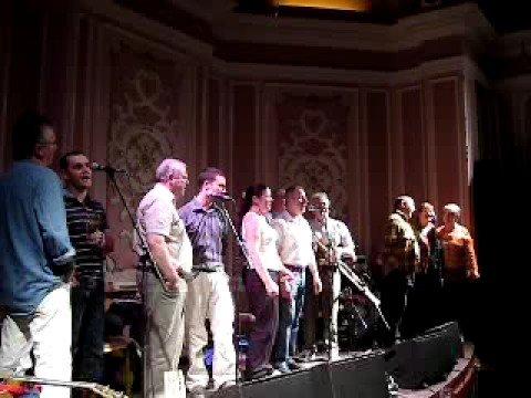 Terry Coyne sings Rambling Irishman