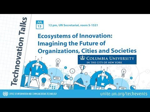 Technovation: Imagining the Future of Organizations, Cities and Societies