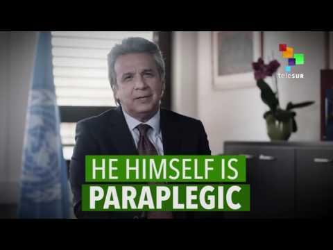 Lenin Moreno - Ecuador's New President