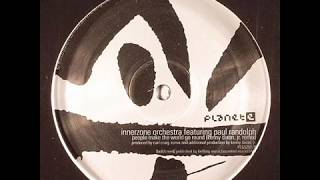 Innerzone Orchestra Ft Paul Randolph People Make The World Go Round Kenny Dixon Jr Remix