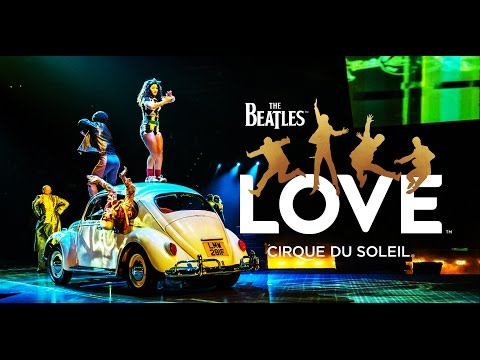 The Beatles LOVE by Cirque du Soleil | Official Trailer