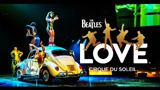 Video The Beatles LOVE by Cirque du Soleil | Official Trailer download MP3, 3GP, MP4, WEBM, AVI, FLV Juli 2018