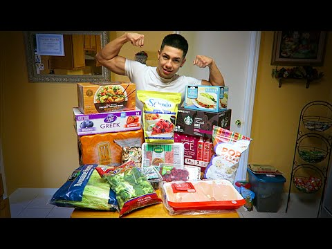 Weight Loss Grocery Haul !!!! (Low Calorie & Low Carb Foods) | HenryBeFit