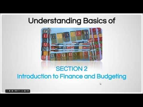 Generally Accepted Accounting Principles (GAAP) Finance For Non-Financial Individuals