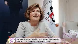 Nurten Saydan: Bir devlet vatandaşın ilacından tasarruf edemez