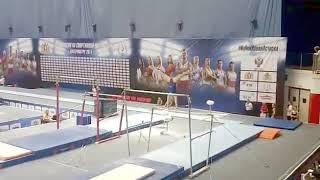Anastasia Iliankova Bars (Russian Cup) 2017 (CoP 2017-20 D-Score)