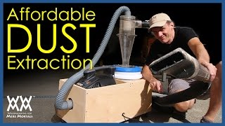Affordable Dust Collection for the Home Workshop