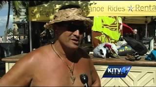 Estimated 90 jellyfish stings reported in Waikiki