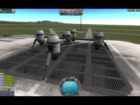 Kerbal Space Program: fly-by-wire for kOS