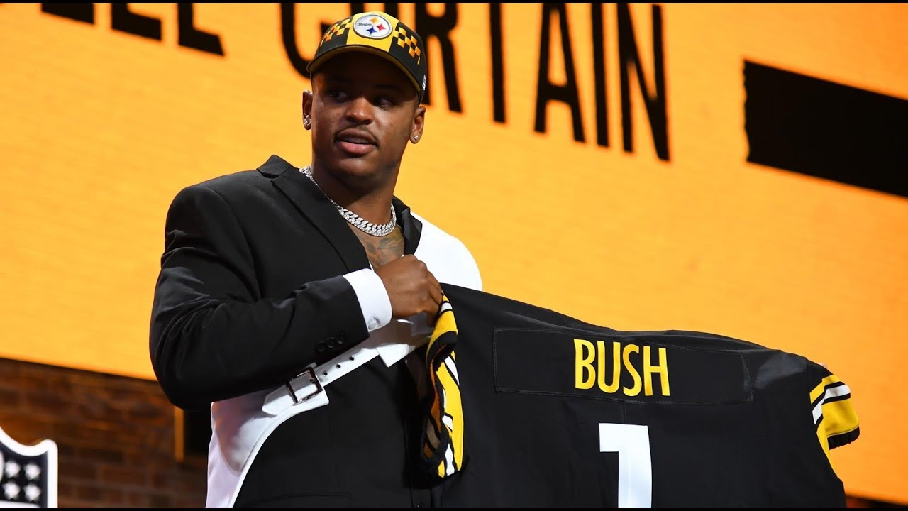 Image result for devin bush draft day