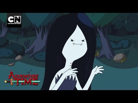Marceline's Hot Minute | Adventure Time | Cartoon Network