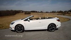 MotorWeek | Road Test: 2016 Buick Cascada