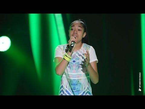 Malia Sings Stay | The Voice Kids Australia 2014 - YouTube