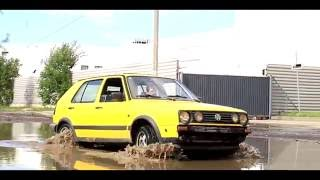 видео Технические характеристики Volkswagen Golf GTI