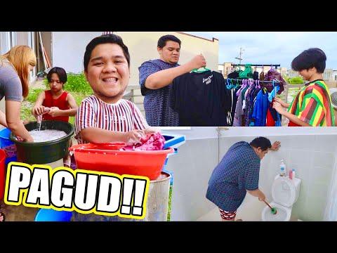 NAG GENERAL CLEANING SA BAGONG BAHAY (KAPAGOD MAG LABA BES!!) | LC VLOGS #357