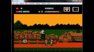 Friday The 13th - Nintendo NES - emulador RockNES X 2.0 - probado en Windows 7 x64