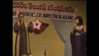 Sasi Vadane Iddaru Raghu & Nishitha Vissamraju