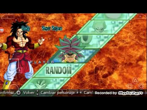 Dragon Ball Z Shin Budokai 2 Mod Fukkatsu Ppsspp Dragon Ball