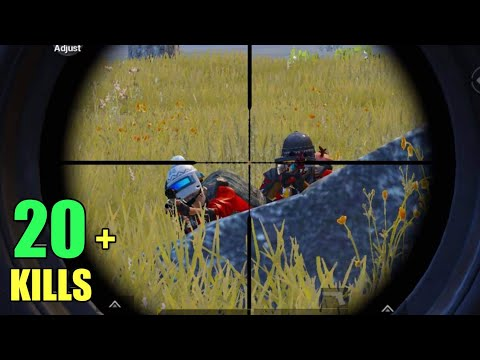 New Best AWM Gameplay | PUBG MOBILE