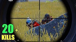 New best AWM gameplay   PUBG MOBILE