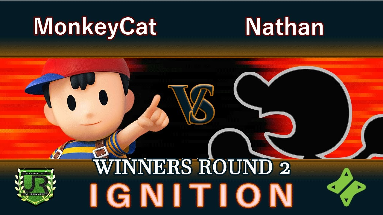 Download Ignition #78 WINNERS ROUND 2 - MonkeyCat (Ness) vs Nathan (Game n Watch)