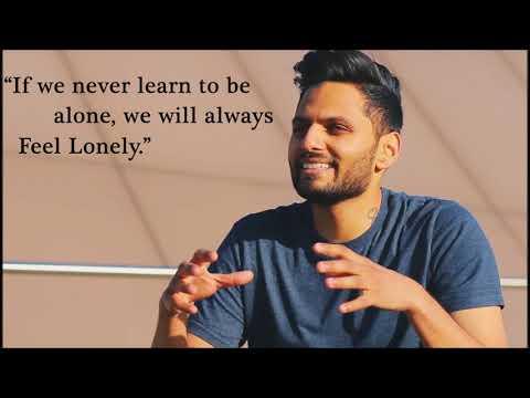 Jay Shetty- Motivational Quotes on Life and Relationship || Motivational Speaker