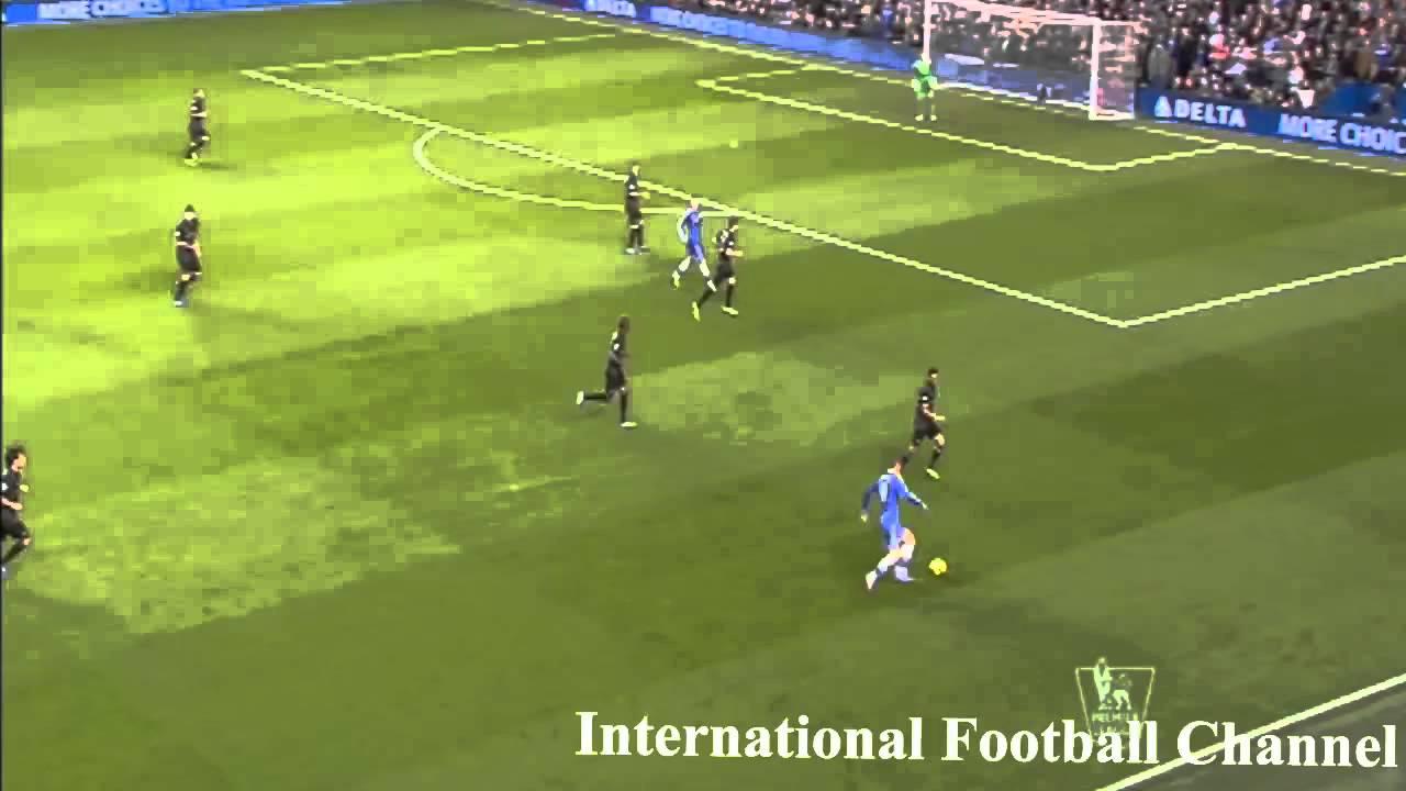 Andre Schurrle Goal Vs Man City 10.27.2013 HD
