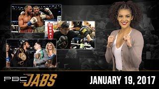 PBC Jabs: January 19, 2017