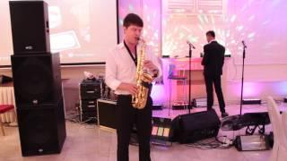 Саксафон на свадьбе 25.07.15 arthall.od.ua