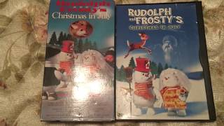 Rudolph And Frostys Christmas In July Dvd.Rudolph And Frosty S Christmas In July Videos Latest