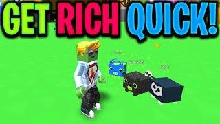 COMO OBTENER RICO QUICK (Roblox Pet Ranch Simulator)