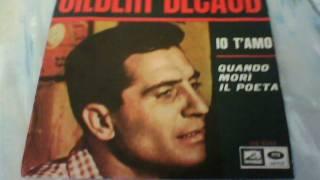 Gilbert Bécaud     -    Io T
