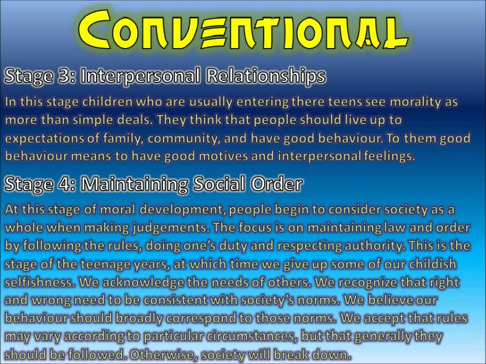 developing a personal moral theory Transcript of personal, social and moral development personal social moral all of this is going on in your classroom today you will:  use theories of moral .