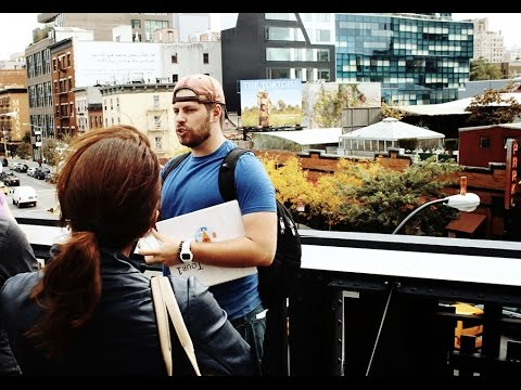 The High Line, Chelsea, and Meatpacking District (New York City Tours)