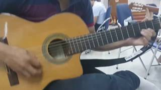 Tuyệt kỹ guitar solo - Luyện đàn thành cao thủ